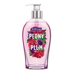 Softsoap® Premium Liquid Hand Soap, Peony, 13 oz, 4/Carton