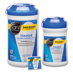 SCRUBS® Hand Sanitizer Wipes