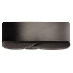Kensington® Wrist Pillow Foam Extended Keyboard Platform Wrist Rest, Black