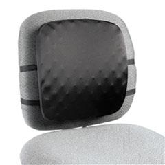 Kensington® HalfBack Pad, 13 x 1.5 x 13.75, Black