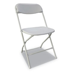 Alera® Economy Resin Folding Chair