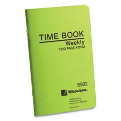 Wilson Jones® Foreman's Time Book Thumbnail