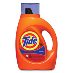 Liquid Tide Laundry Detergent, 50 oz