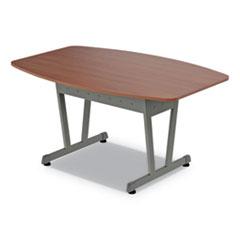 Linea Italia® Trento Line Conference Table, 59 1/8w x 39 1/2d x 29 1/2h, Cherry