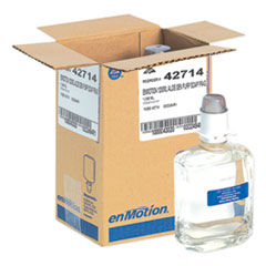 GP enMotion Automated Touchless Soap Refill, 1200 mL, Unscented, 2/Carton