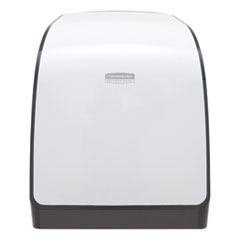 Scott® Pro Mod Manual Hard Roll Towel Dispenser, 12.66 x 9.18 x 16.44, White