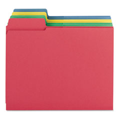 Smead® 3-in-1 SuperTab® Section Folders Thumbnail