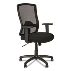 Alera® Etros Series High-Back Swivel/Tilt Chair