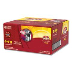 Folgers® Coffee Filter Packs, Classic Roast, 1.4 oz Pack, 40/Carton