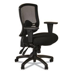 Alera® Etros Series Mid-Back Multifunction with Seat Slide Chair
