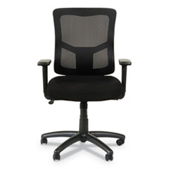 Alera® Elusion® II Series Mesh Mid-Back Swivel/Tilt Chair with Adjustable Arms