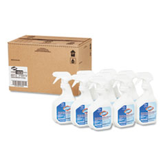Clorox® Disinfecting Bathroom Cleaner 30oz Spray Bottle, 9/Carton