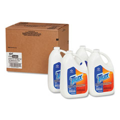 Tilex® Disinfects Instant Mildew Remover, 128 oz Refill Bottle, 4/Carton