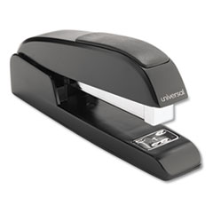 Executive Full-Strip Stapler, 20-Sheet Capacity, Black