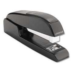 Universal® Executive Full-Strip Stapler, 20-Sheet Capacity, Black