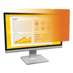 "3M™ Gold Frameless Privacy Filter for 19"" Monitor"