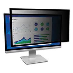 "3M™ Framed Desktop Monitor Privacy Filter for Widescreen 21.5""-22"" LCD/21"" CRT 16:10"