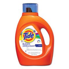 Tide® Liquid Laundry Detergent plus Bleach Alternative, Original Scent, 92 oz, 4/Ctn
