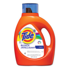 Tide® Liquid Laundry Detergent plus Bleach Alternative, Original Scent, 69 oz Bottle