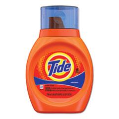 Tide® Liquid Laundry Detergent, Original, 25 oz Bottle, 6/Each