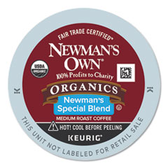 Newman's Own® Organics Special Blend Extra Bold Coffee K-Cups®