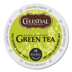 Celestial Seasonings® Green Tea K-Cups, 24/Box