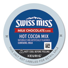 Swiss Miss® Milk Chocolate Hot Cocoa K-Cups®