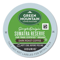 Green Mountain Coffee® Sumatran Reserve Extra Bold Coffee K-Cups®