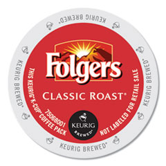 Folgers® Gourmet Selections Classic Roast Coffee K-Cups, 24/Box