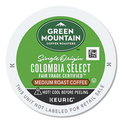 Colombian Fair Trade Select Coffee K-Cups, 24/Box