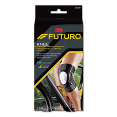 FUTURO™ Precision Fit Knee Support, Black