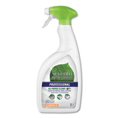 All-Purpose Cleaner, Free and Clear, 32 oz Spray Bottle