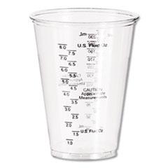 Dart® Plastic Medical & Dental Cups