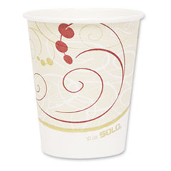 Dart® Paper Hot Cups in Symphony® Design