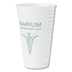 Dart® Paper Medical & Dental Graduated Cups