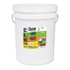 Calcium, Lime and Rust Remover, 5 gal Pail