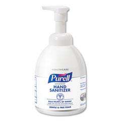 PURELL® Green Certified Advanced Instant Foam Hand Sanitizer, 535 ml Bottle, 4/Carton