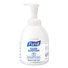 PURELL® Advanced Green Certified Instant Hand Sanitizer Foam, 535 ml Bottle