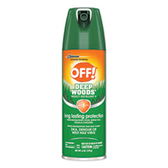 OFF!® Deep Woods® Aerosol Insect Repellent