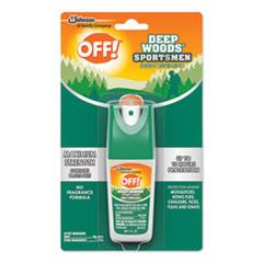 OFF!® Deep Woods Sportsmen Insect Repellent, 1 oz Spray Bottle