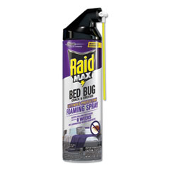 Raid® Max Foaming Crack & Crevice Bed Bug Killer