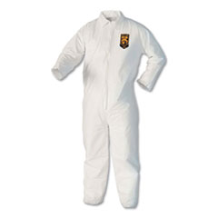 KleenGuard™ A40 Coveralls, Medium, White, 25/Carton