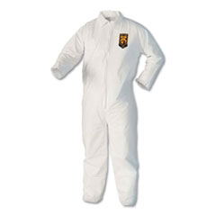 KleenGuard™ A40 Coveralls, X-Large, White