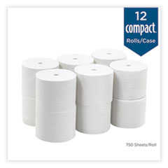 Georgia Pacific® Professional Angel Soft ps® Compact Coreless Premium Bathroom Tissue