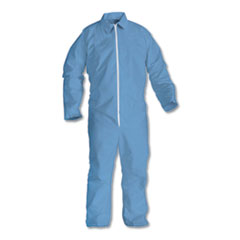 KleenGuard™ A65 Flame Resistant Coveralls, 3X-Large, Blue