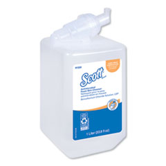 Scott® Control Antimicrobial Foam Skin Cleanser, Fresh Scent, 1,000mL Bottle, 6/Carton