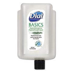 Dial® Professional Basics Liquid Hand Soap, Fresh Floral, 15 oz Cartridge