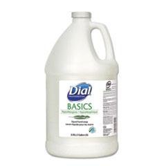 Dial® Professional Basics Liquid Hand Soap, Fresh Floral, 1 gal Bottle