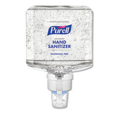 PURELL® Professional Advanced Hand Sanitizer Fragrance Free Gel
