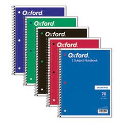 Oxford(TM) Coil-Lock Wirebound Notebooks